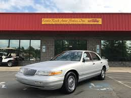 1996 mercury grand marquis gs city nc little rock auto sales inc