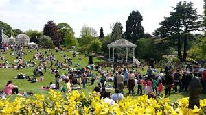 Botanic Gardens Uk Birmingham Botanical Gardens Central Itv News