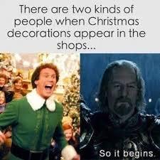 November Meme - christmas in november mundane faithfulness