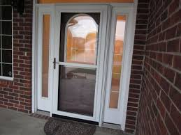 some inspiration for designing your modern storm doors