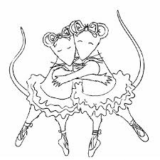 Ballerina Coloring Pages For Kids 7 Free Printable Coloring Pages Ballerina Printable Coloring Pages
