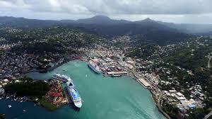 St Lucia Island Map Saint Lucia Life