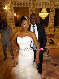 wedding dress raisa hadiza raisa okoya weds olamijuwonlo alao akala loveweddingsng61 png