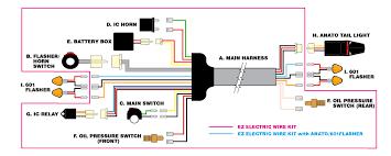 ez wiring schematic diagram wiring diagrams for diy car repairs