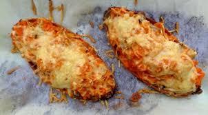 cuisiner la patate douce recette de la patate douce farcie aux chignons