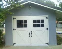 Garage House Kits Carriage House Doors