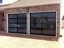 Glass Overhead Garage Doors Aluminum Glass Garage Door Prices Villa Aluminum Garage Door Slide