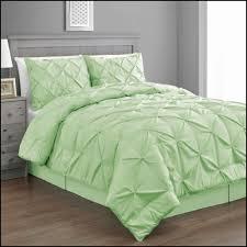 Mint Green Comforter Full Bedroom Magnificent Twin Xl Bed In A Bag Dark Green Comforter