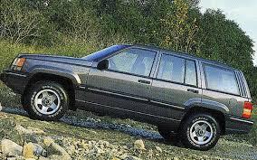 1993 jeep grand curb weight 1993 jeep grand laredo test truck trend