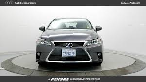 lexus service fremont used 2016 lexus ct 200h for sale in san jose ca serving