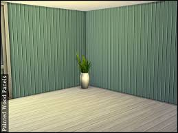 Covering Wood Paneling Painted Wood Paneling Ts4 Build Mode Walls Pinterest Paint