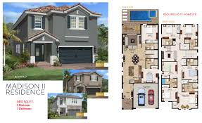 Madison Residences Floor Plan by Encore At Reunion Ipg Orlando