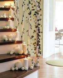 diy christmas decorations stairs u2013 home design and decorating