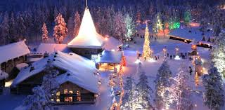 traveling to santa claus lapland traditions in