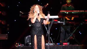 george michael s father mariah carey dubai 2017 in honor of george michael one more try