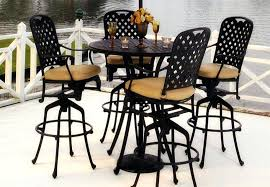 Patio Dining Set Cover Patio Ideas Bistro Table And Chairs Silver Bistro Table And