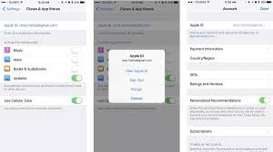 how to change countries on itunes and app store for iphone or ipad