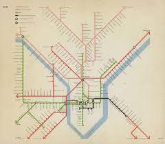 Septa Rail Map 1972 Maps Of Rail Concourse Philadelphia Speaks