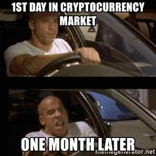 1st Of The Month Meme - meme crazy volatility steemit