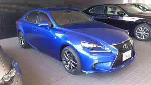 lexus is300 blue color choice help on new 2014 f sport page 2 clublexus lexus