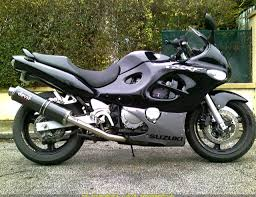 Suzuki 750 F Sportbike Rider Picture Website