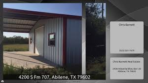 Overhead Door Odessa Tx by 4200 S Fm 707 Abilene Tx 79602 Youtube