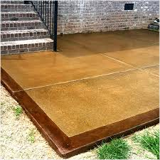 Cement Patio Sealer Stamped And Stained Concrete Sealer Pure Acrylic Stamp Seal