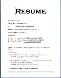 simple student resume format simple student resume format resume sle