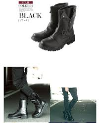 motorcycle shoes mens horie joze rakuten global market boots mens riders boots