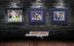 gameday connexion sports memorabilia home decor autographs