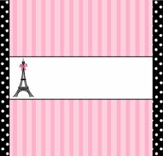 paris free printable candy bar labels is it for parties is it