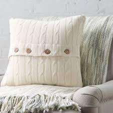 decorative pillows birch