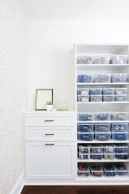 wall laundry hamper room tour leah u0027s master closet