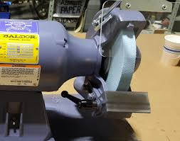 Bench Grinder Guard Requirements How To Grind Part 2 The Technology Of Grinding Grinders And