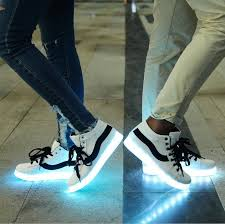 led light up shoes for adults led shoes men women platform luminous shoes light up shoes for