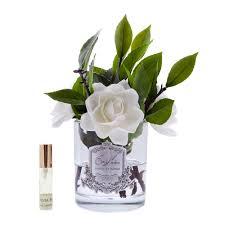 Gardenias by Buy Côte Gardenias In Glass Amara