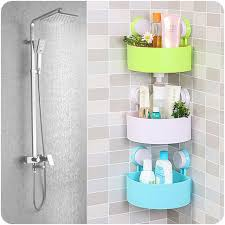 Bathroom Shelving Storage Bathroom Kitchen Storage Holder Kitchen Washroom Corner Rack Wall