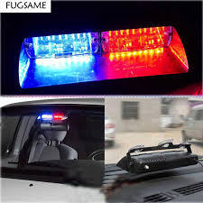 security led lights car fugsame high power 96w s2 viper car flash led strobe light security