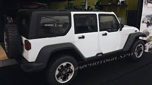 2018 jeep wrangler spy shots jeep 2018 wrangler first drive 2018 car review