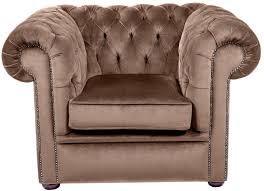 Chesterfield Sofas Uk by Snug City Club Chair Crushed Velvet Chocolate Chesterfield Sofa