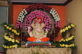 decoration themes for ganesh festival at home eco friendly ganesh eco friendly decorations ideas