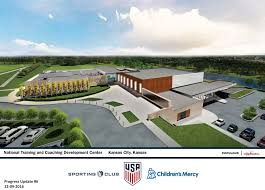 Home Design Center Kansas City Progress Report The National Training Center Is Moving Along