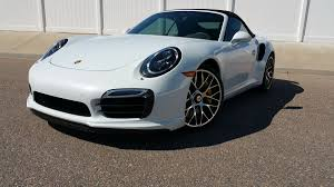 white porsche 911 turbo porsche 911 turbo s white 2016