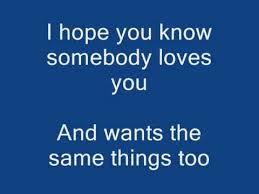 my wish lyrics rascal flatts