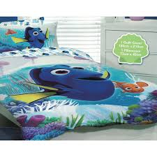 finding nemo bedroom set finding dory dory and nemo quilt cover bedding set funstra