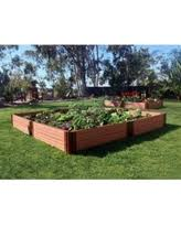 Raised Garden Beds Kits Great Deals On Frame It All Raised Garden Beds