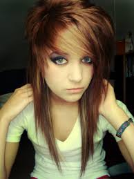 hairstyles short on top long on bottom scene kids hairstyles haircuts pictures