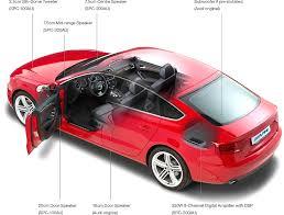audi car speakers audi audio upgrades pulse car audio