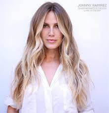 4 questions for johnny ramirez blonding expert career modern