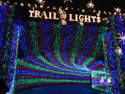 Washington Dc Zoo Lights by Top Holiday Light Shows In The United States U003e America By Rail